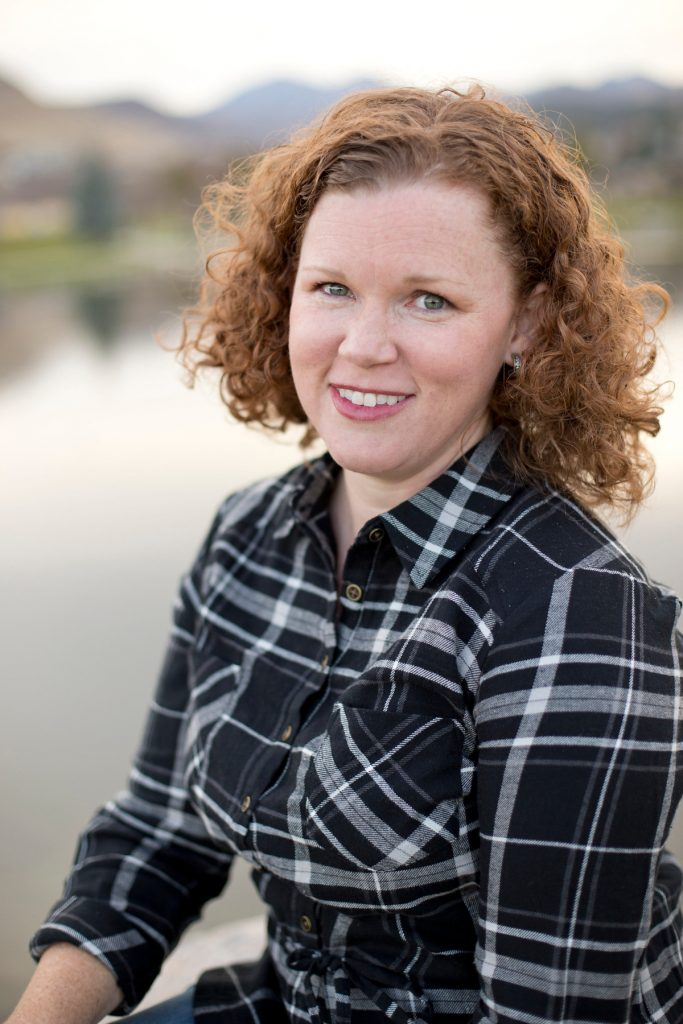 Jodi Milner author/bio pic