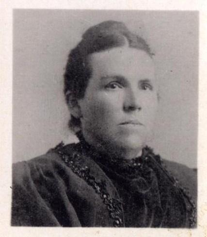 Maria Ashby ancestor