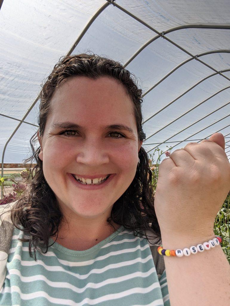 Taralyn rise up bracelet