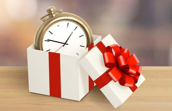 gift of time blocking