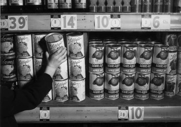canned food during WWII