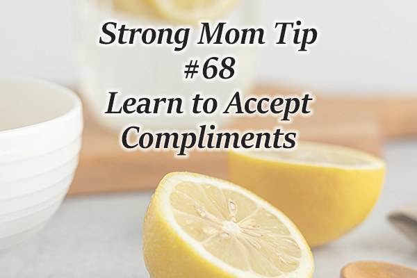 accept compliments tip