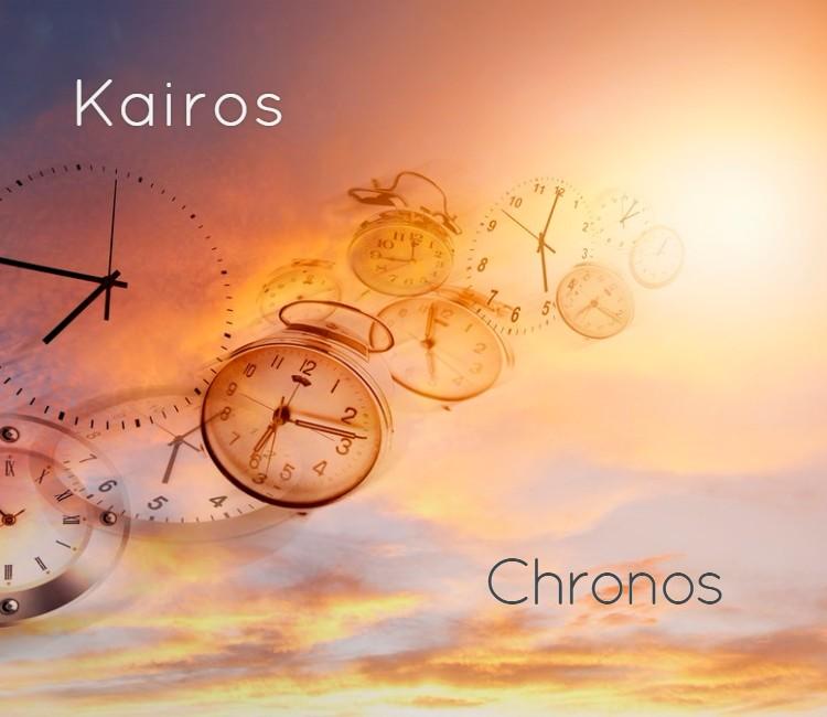kairos vs. chronos