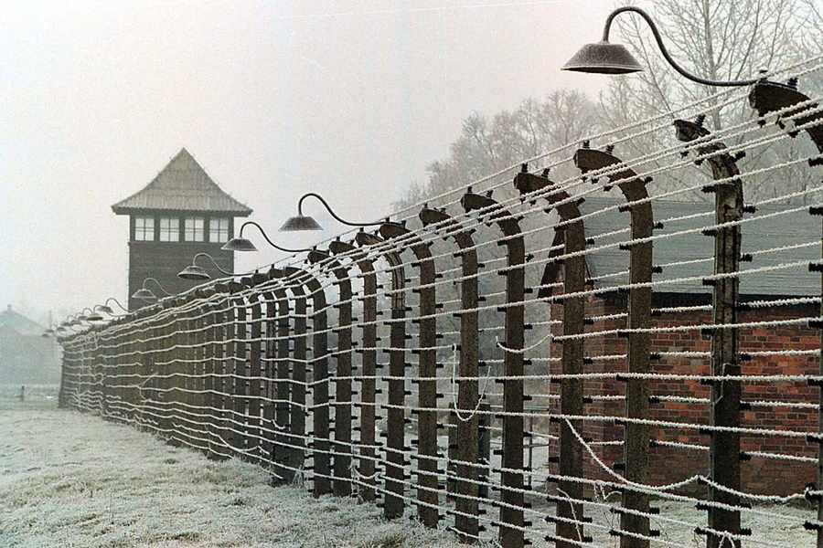 worthy suffering holocaust