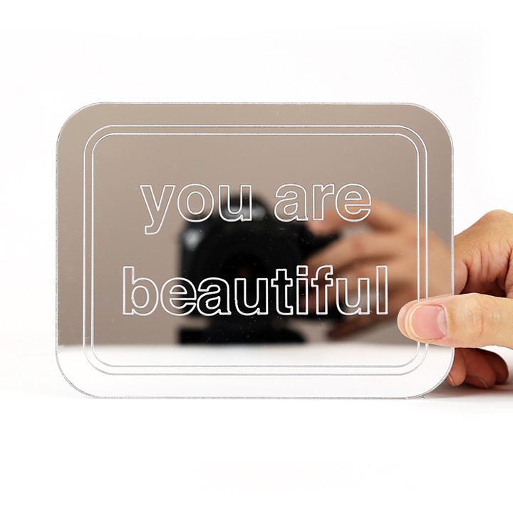 mirror beautiful