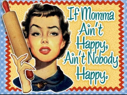 happy mom quote
