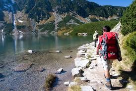hiking - grateful heart