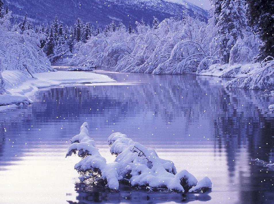 music snow