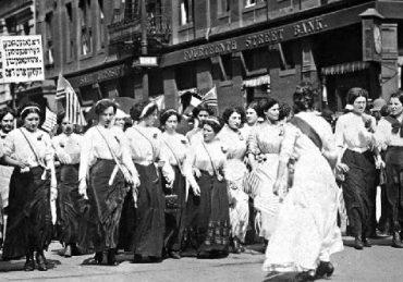 international women's day origin