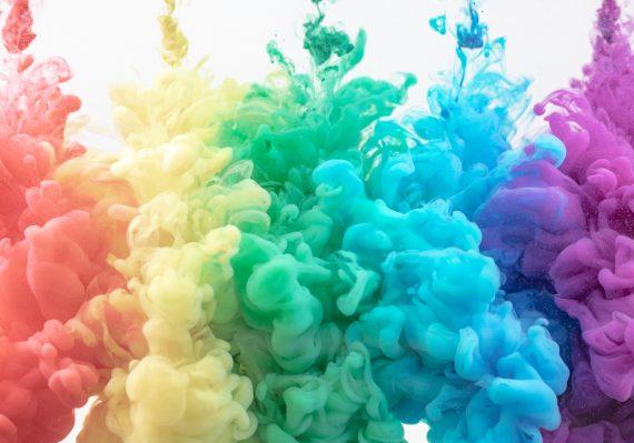 seek out rainbows