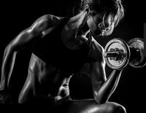 babes & biceps